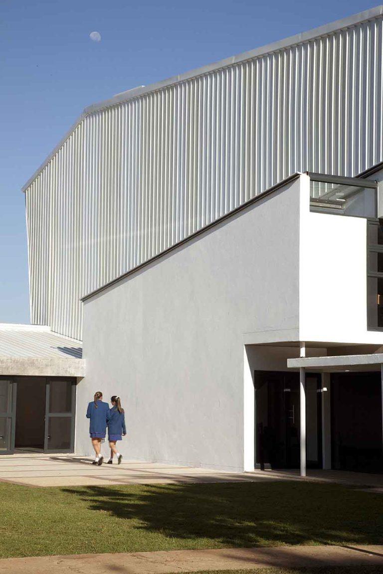 AHMP - Afrikaanse Hoër Meisieskool Pretoria - EC Steijn Hall
