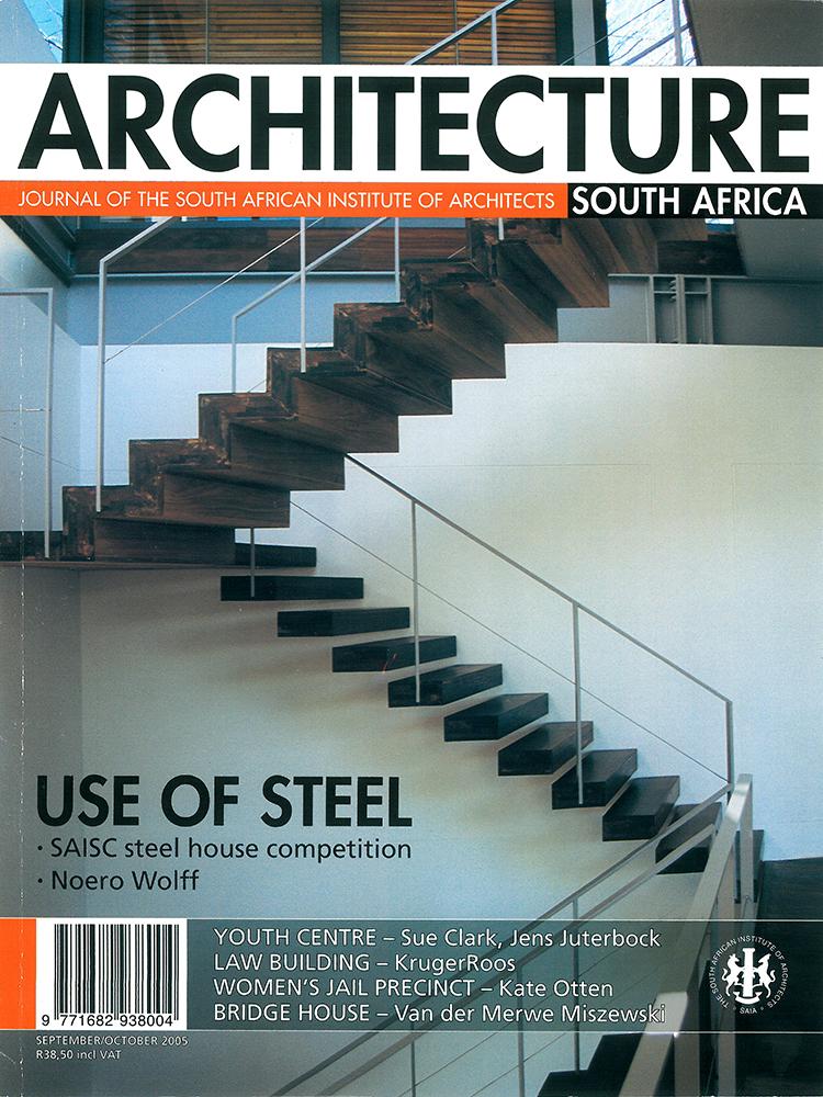 Arch SA September October 2005