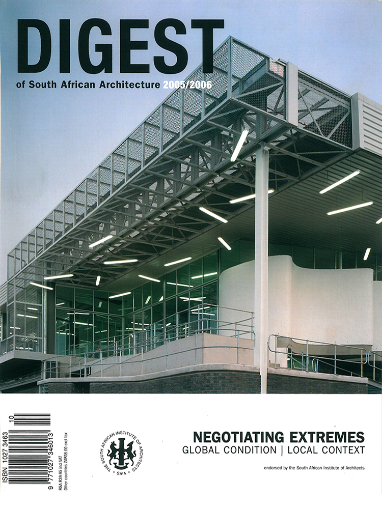 Digest of South African Architecture 2005 2006