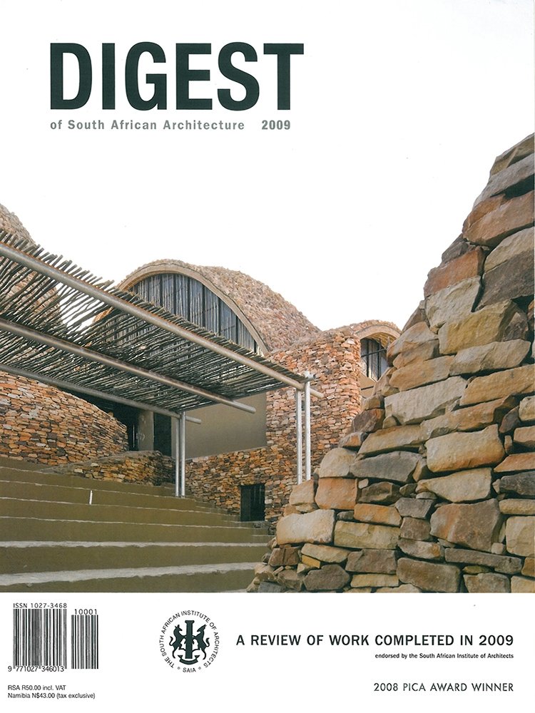 Digest of South African Architecture 2009