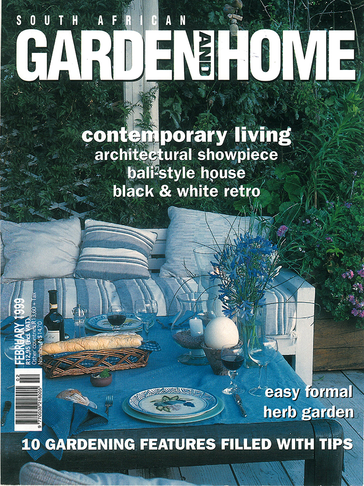 Garden and Home February 1999