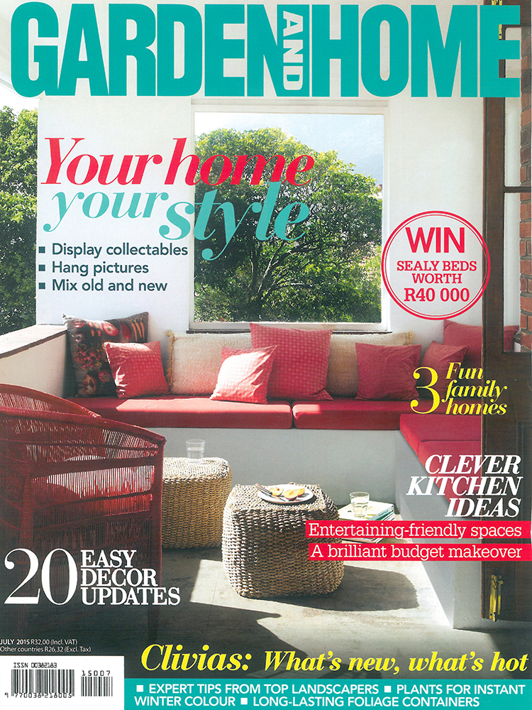 Garden and Home July 2015
