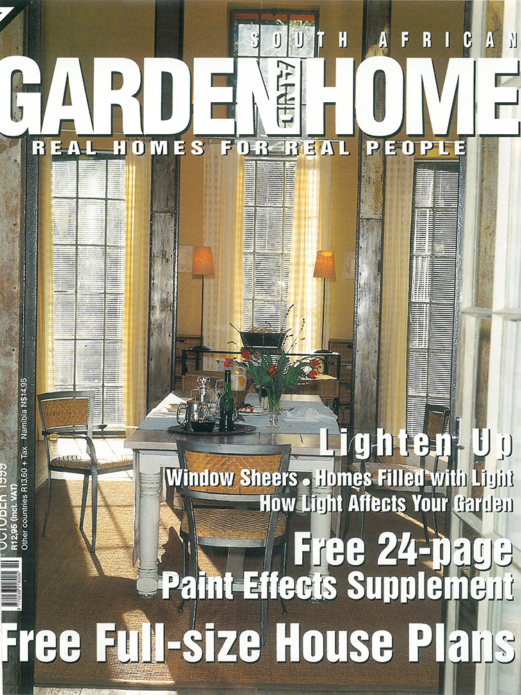 Garden and Home October 1999