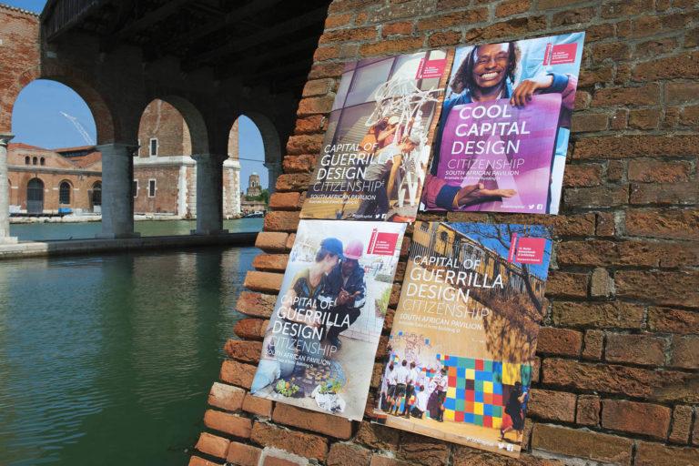 MAAA - La Biennale di Venezia - 2016 - South African Pavilion