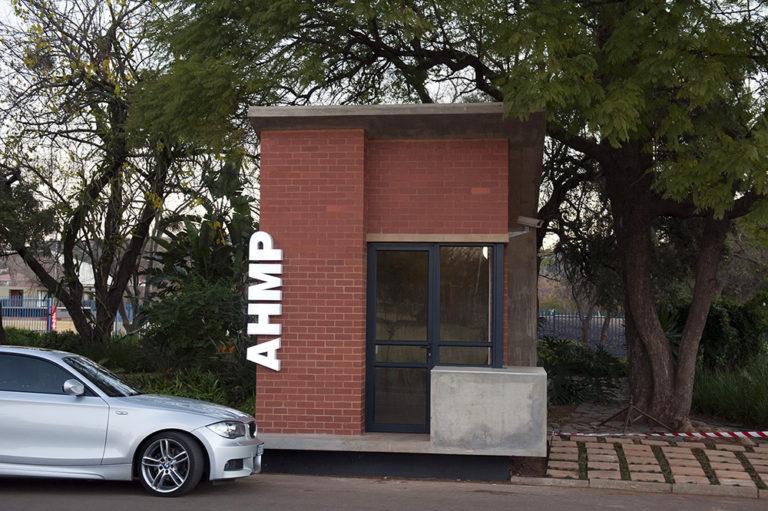 MAAA - AHMP Guard house