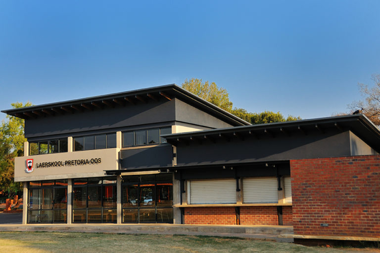 MAAA - Laerskool Pretoris-Oos - Student Centre