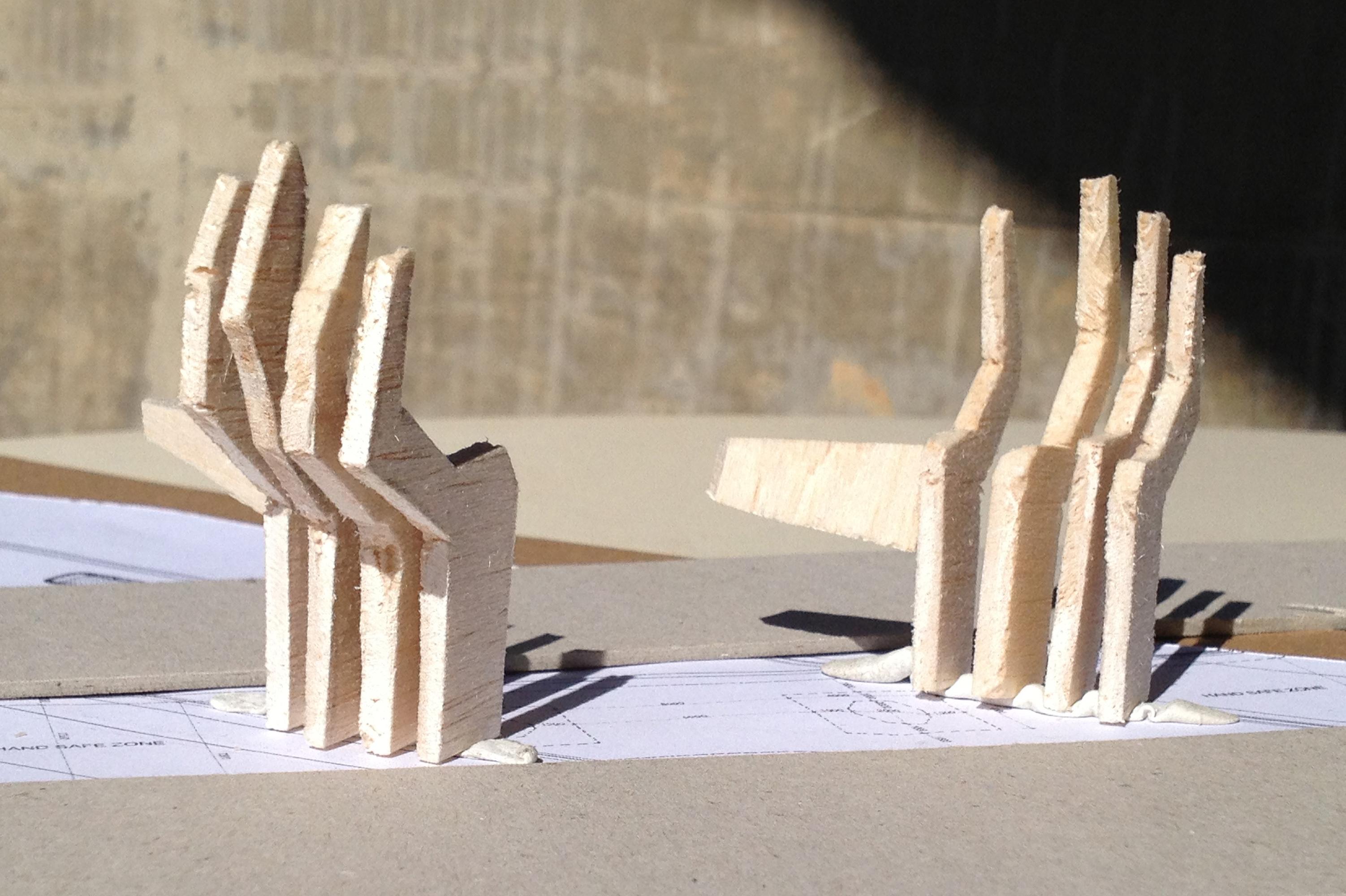 MAAA - Musina Hand Bridge