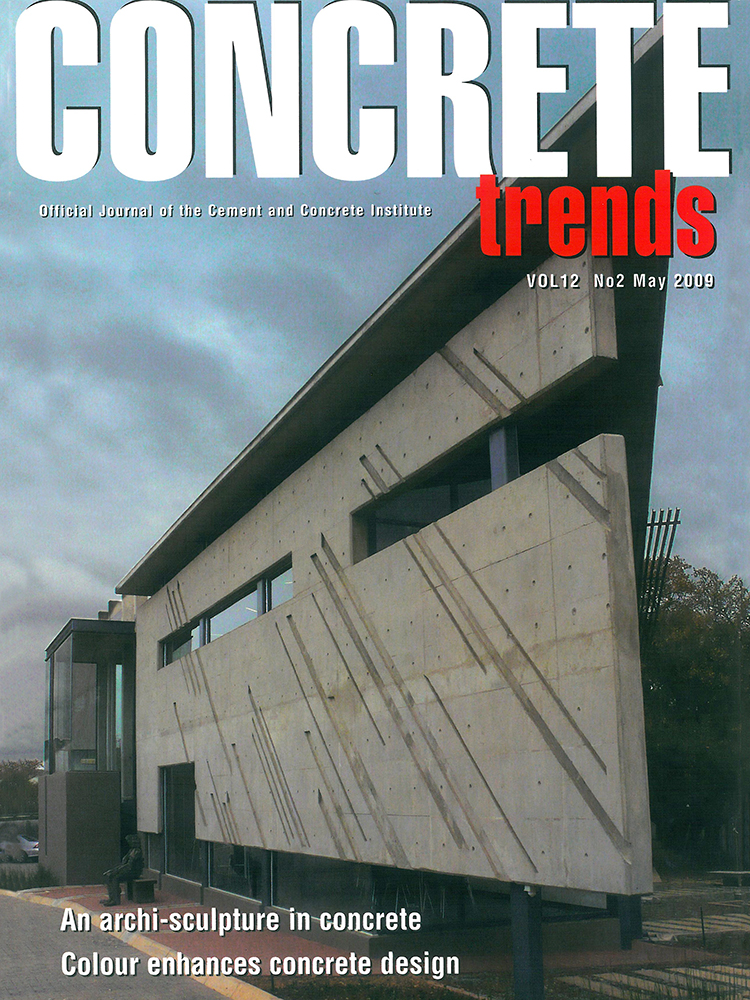 MAAA - Publications - Concrete Trends Vol. 12 May 2009
