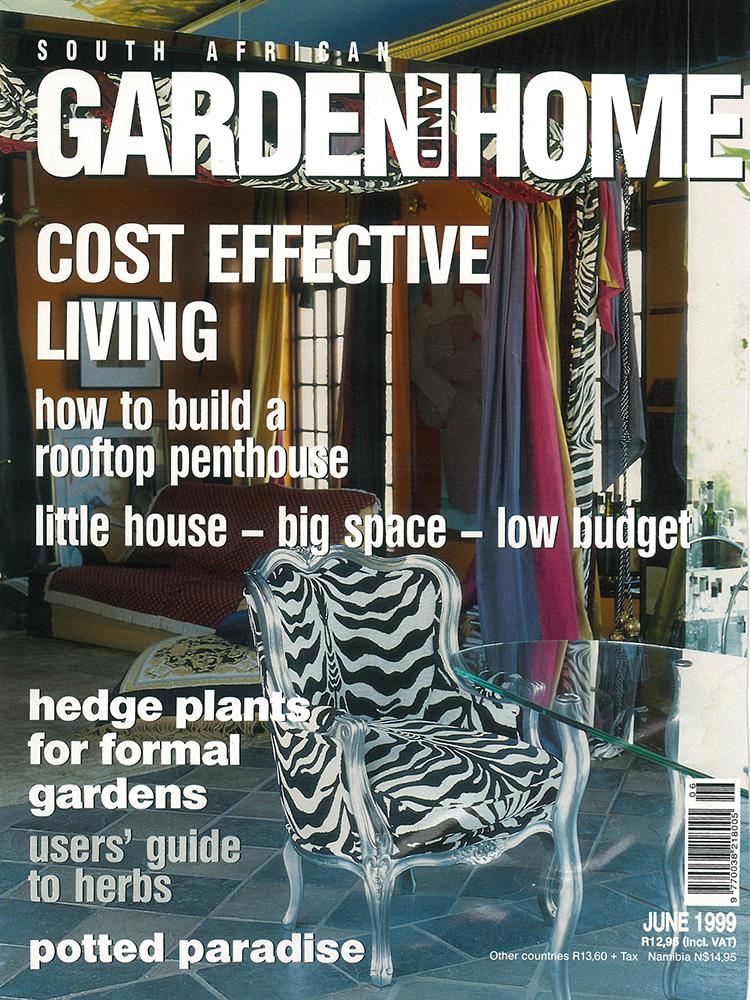 MAAA - Publications - Garden & Home June 1999