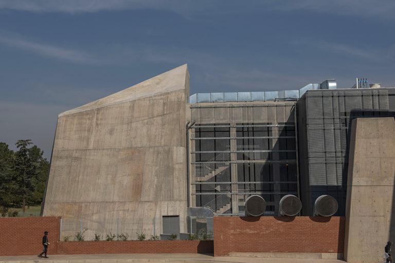 MAAA - Javett Art Centre at UP