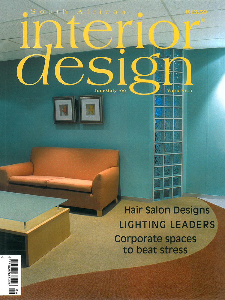 MAAA - Publications - SA Interior Design June July 1999