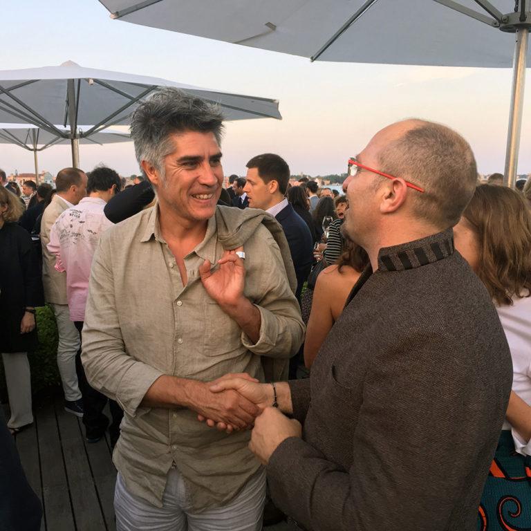 Pieter + Celebrities - Alejandro Aravena