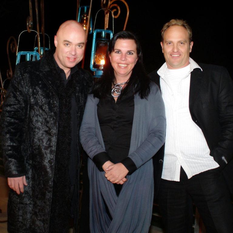 Pieter + celebrities