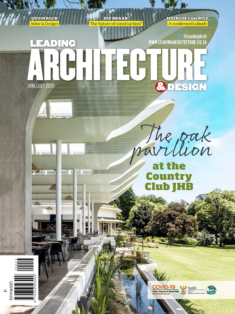 MAAA | Pubkication | Leading Architecture Design June July 2020